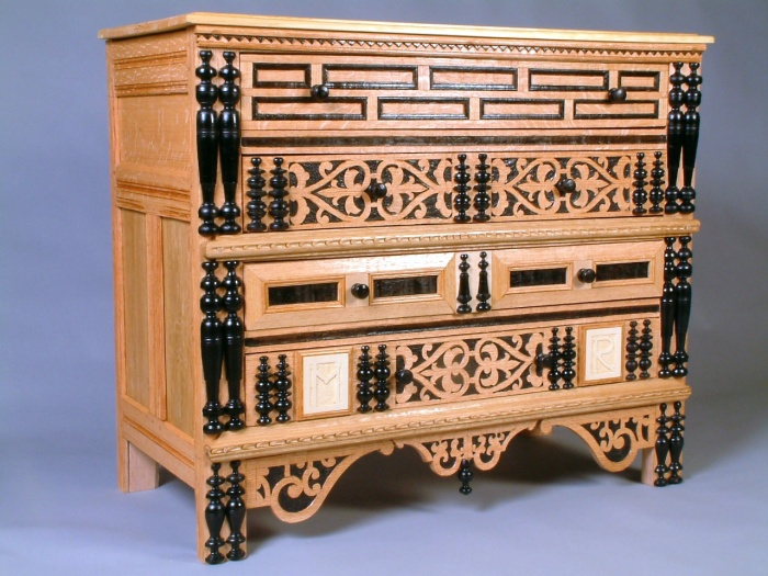 chest of drawers, 2003