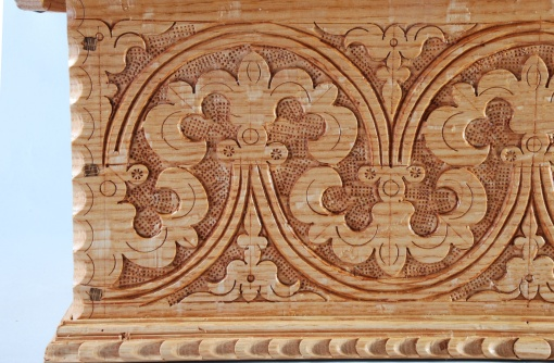 carving detail