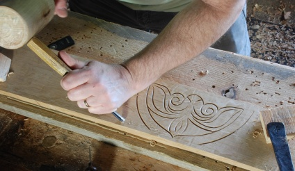 practice carving