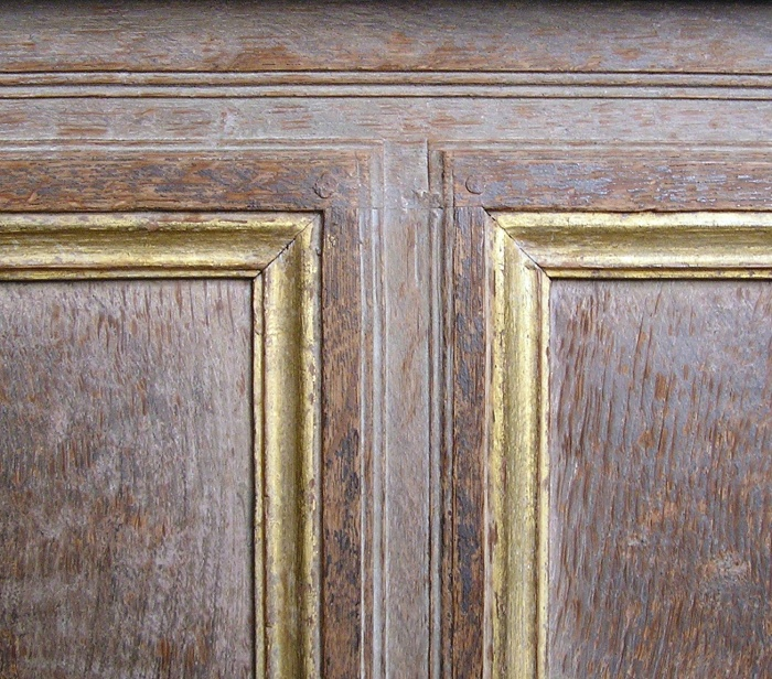 mitered mortise & tenon Haddon Hall