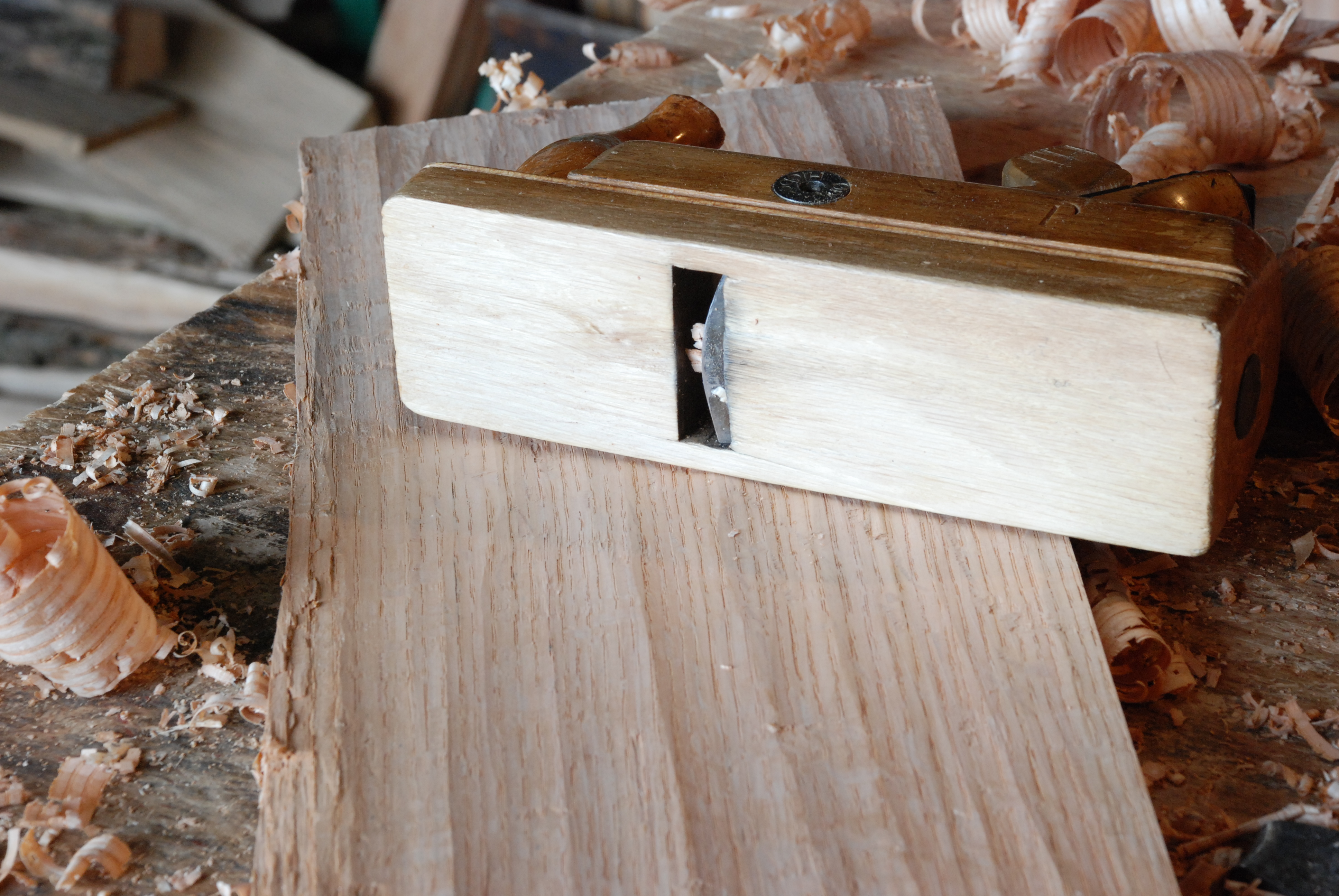 PF fore plane