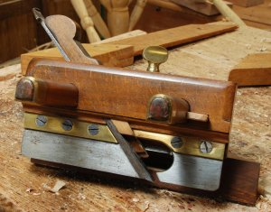 W Greenslade plow plane