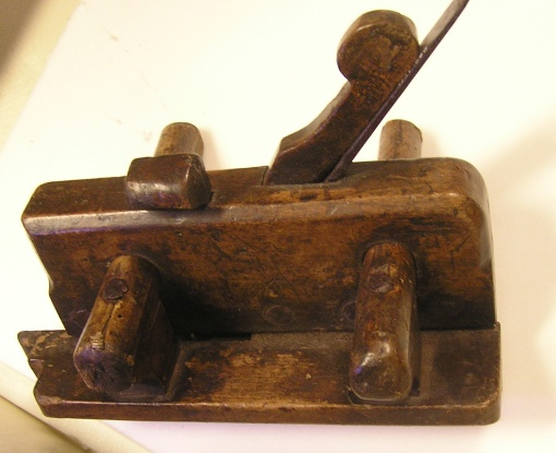 plow plane, early 18th c