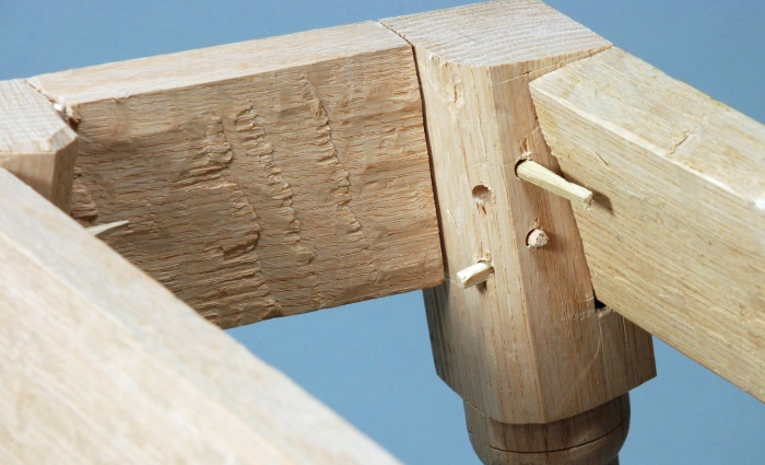 tool marks, joined stool
