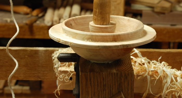 a joiner's bowl