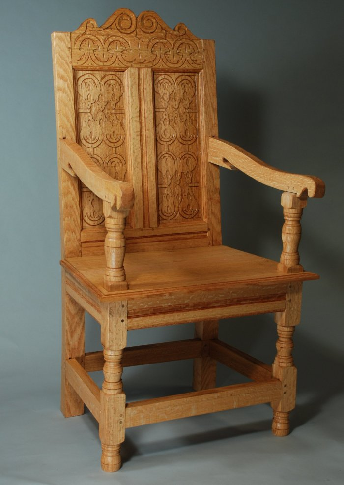 new wainscot chair