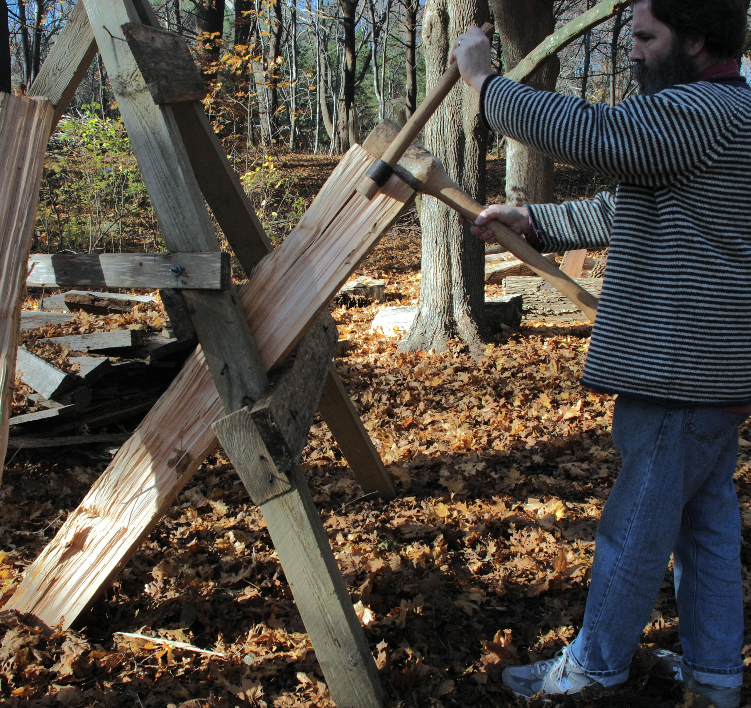 diy cedar log furniture tools wooden pdf porch swing gazebo plans