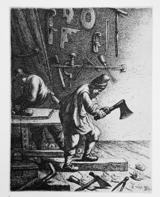 van Vliet's carpenters, 1635