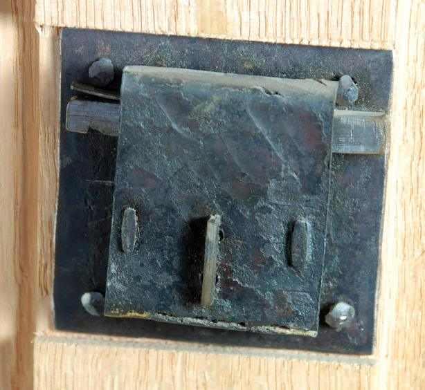 cabinet making locks