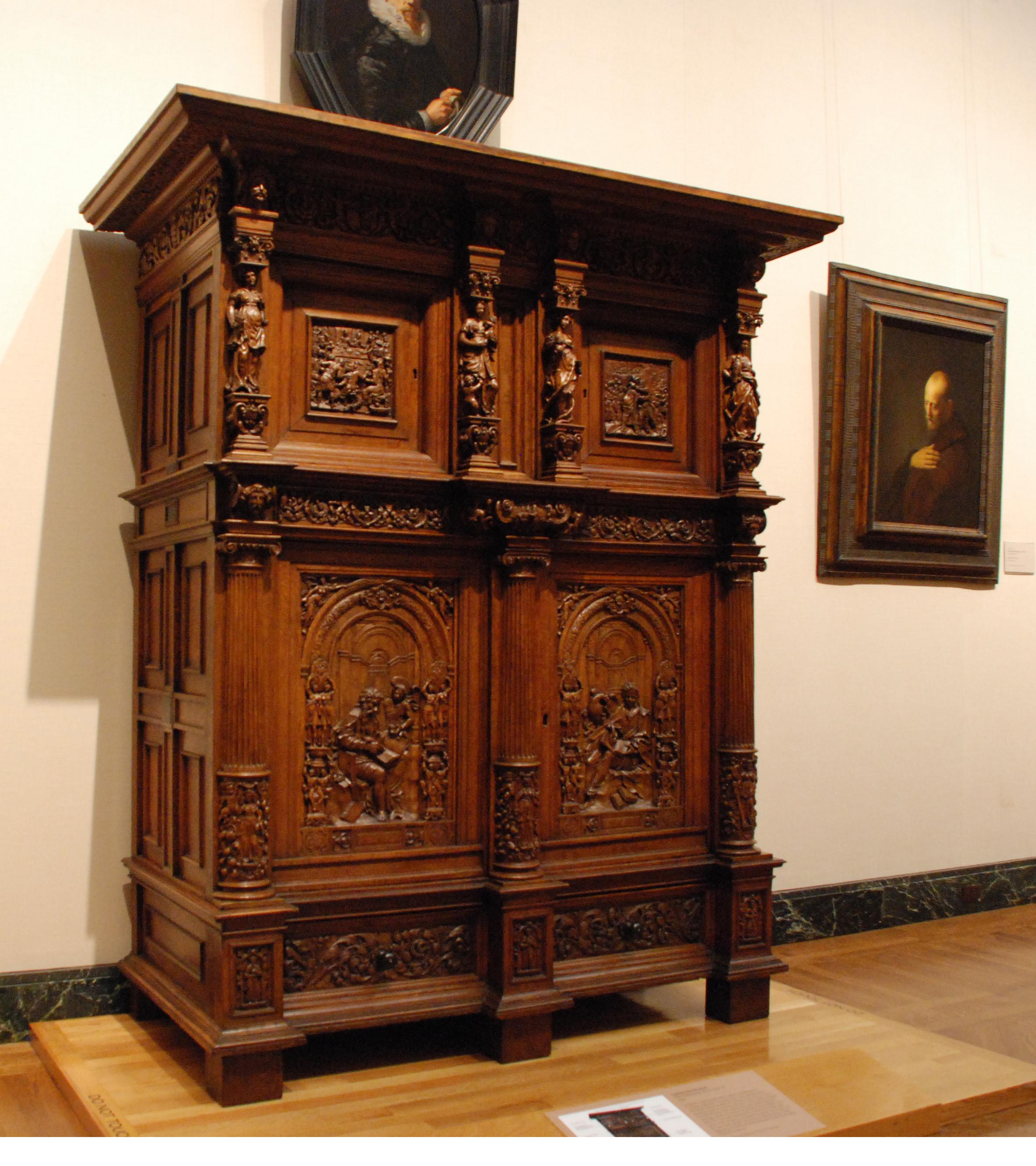 17th-century Dutch Furniture