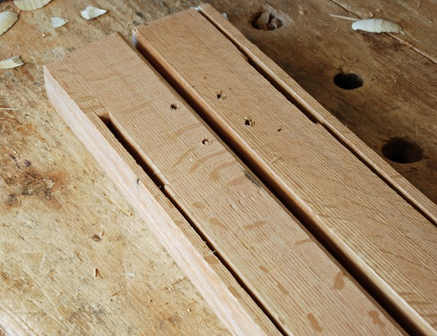 Woodworking Joints Crossword