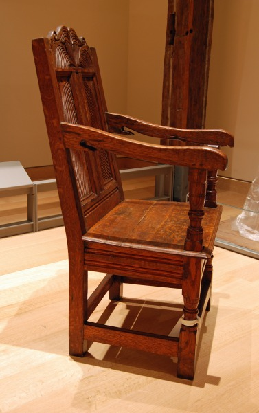 Hingham wainscot chair