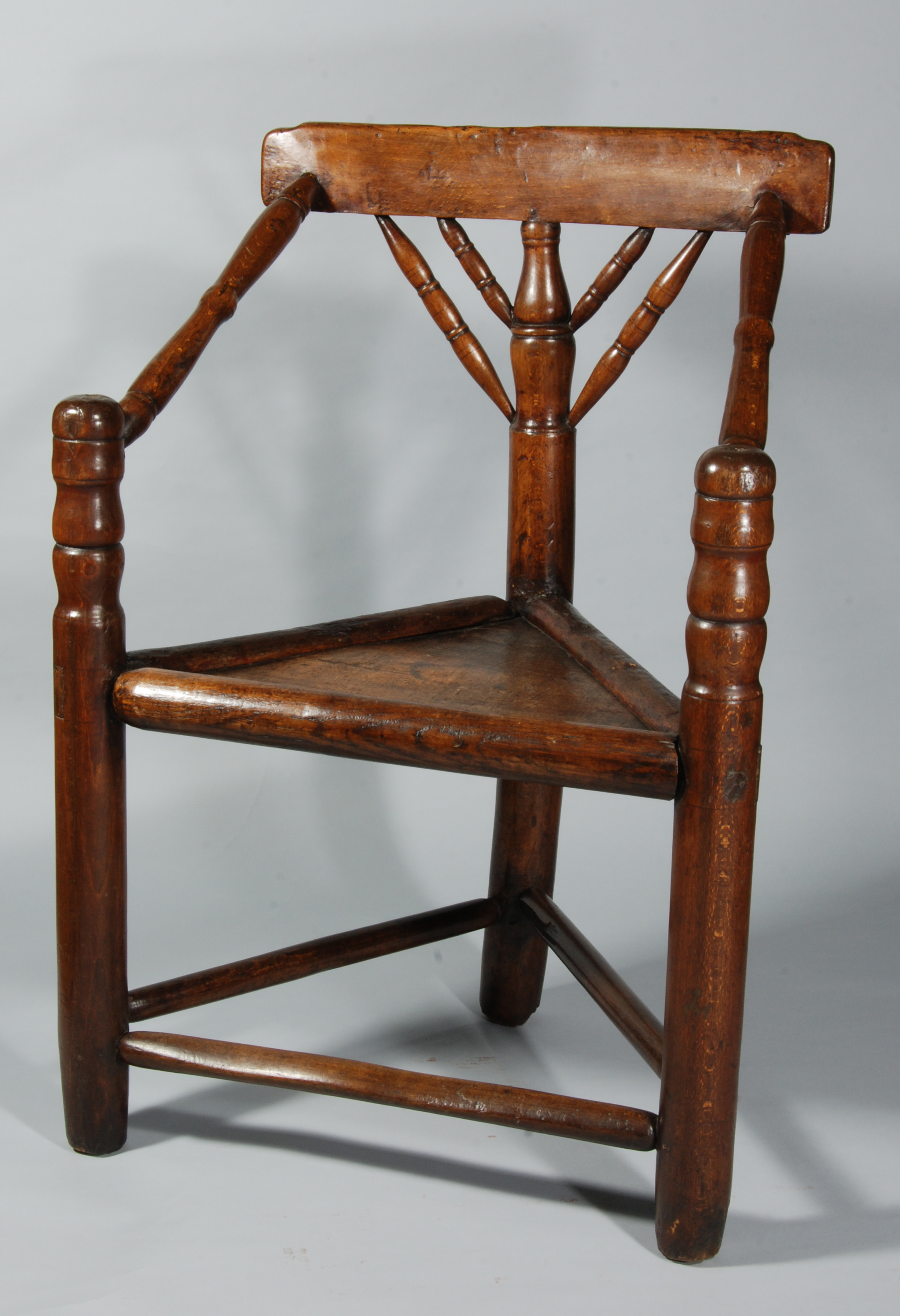 Chair Table 17th Century - Three footed chair