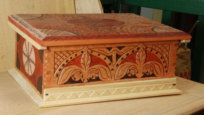 small box woodworking plans