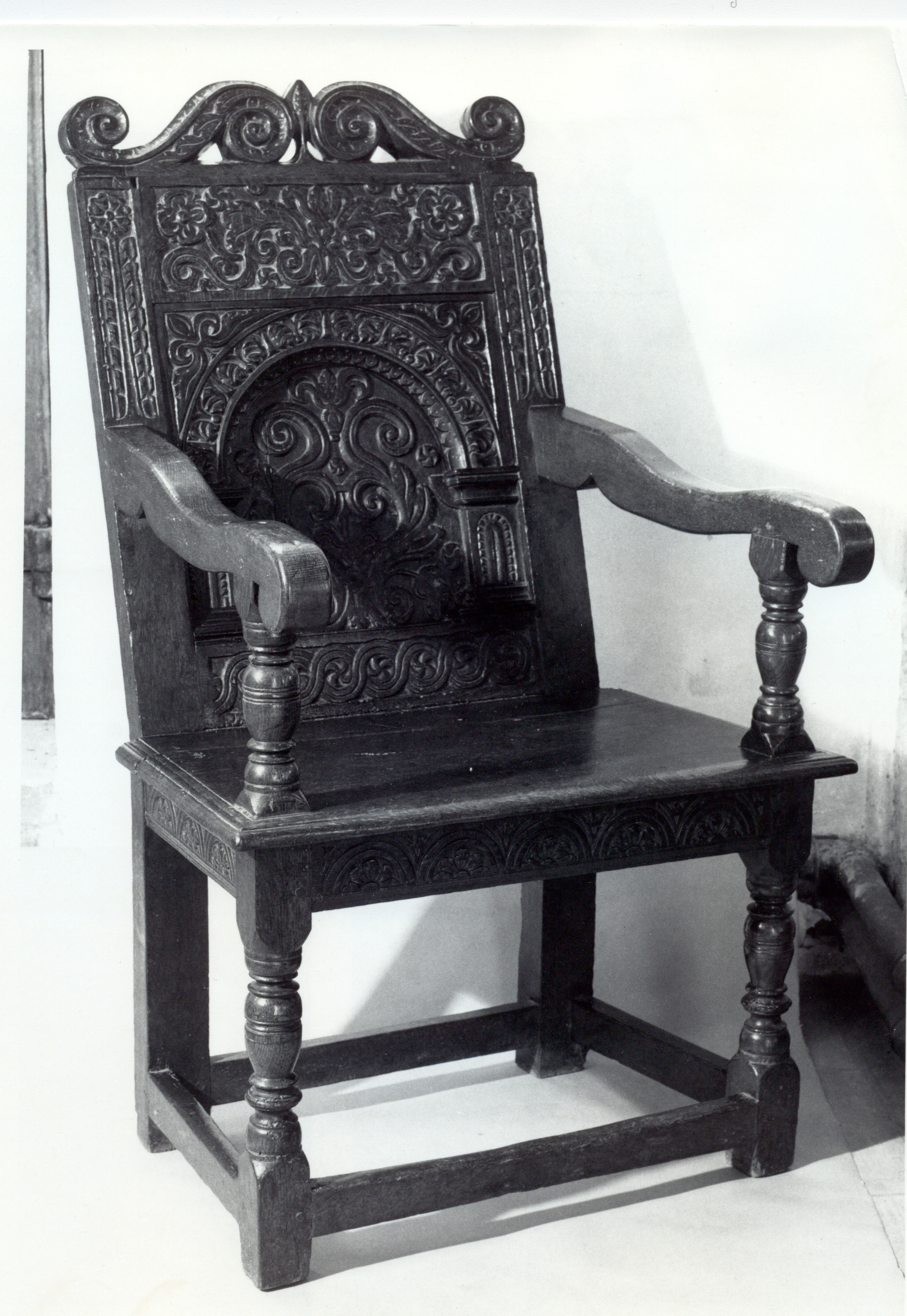 Superior English Wainscot Chair ...