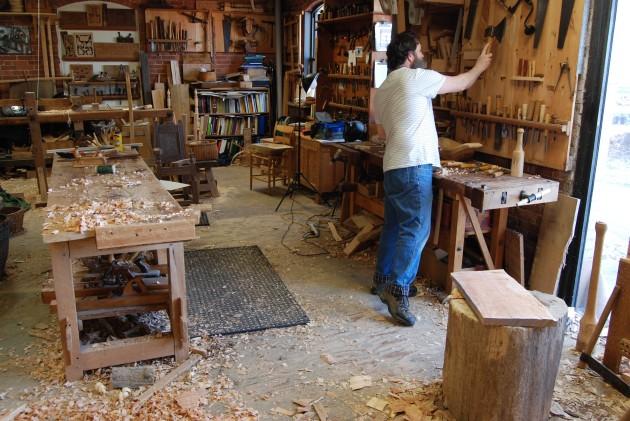 Download 10 X 15 Woodworking Workshop Layout Plans Diy Space Balls