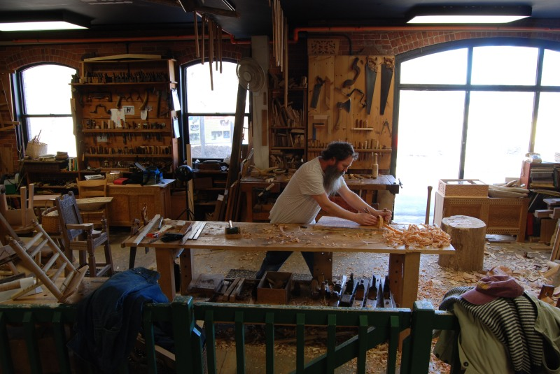 wood workshops