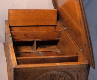 Braintree box interior
