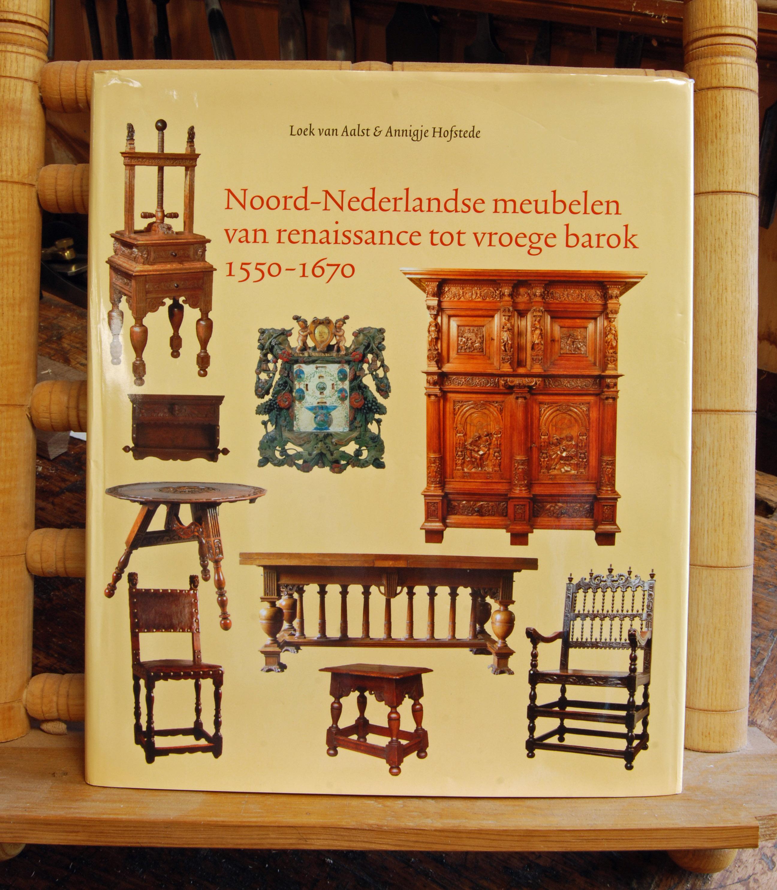 17th century Dutch furniture