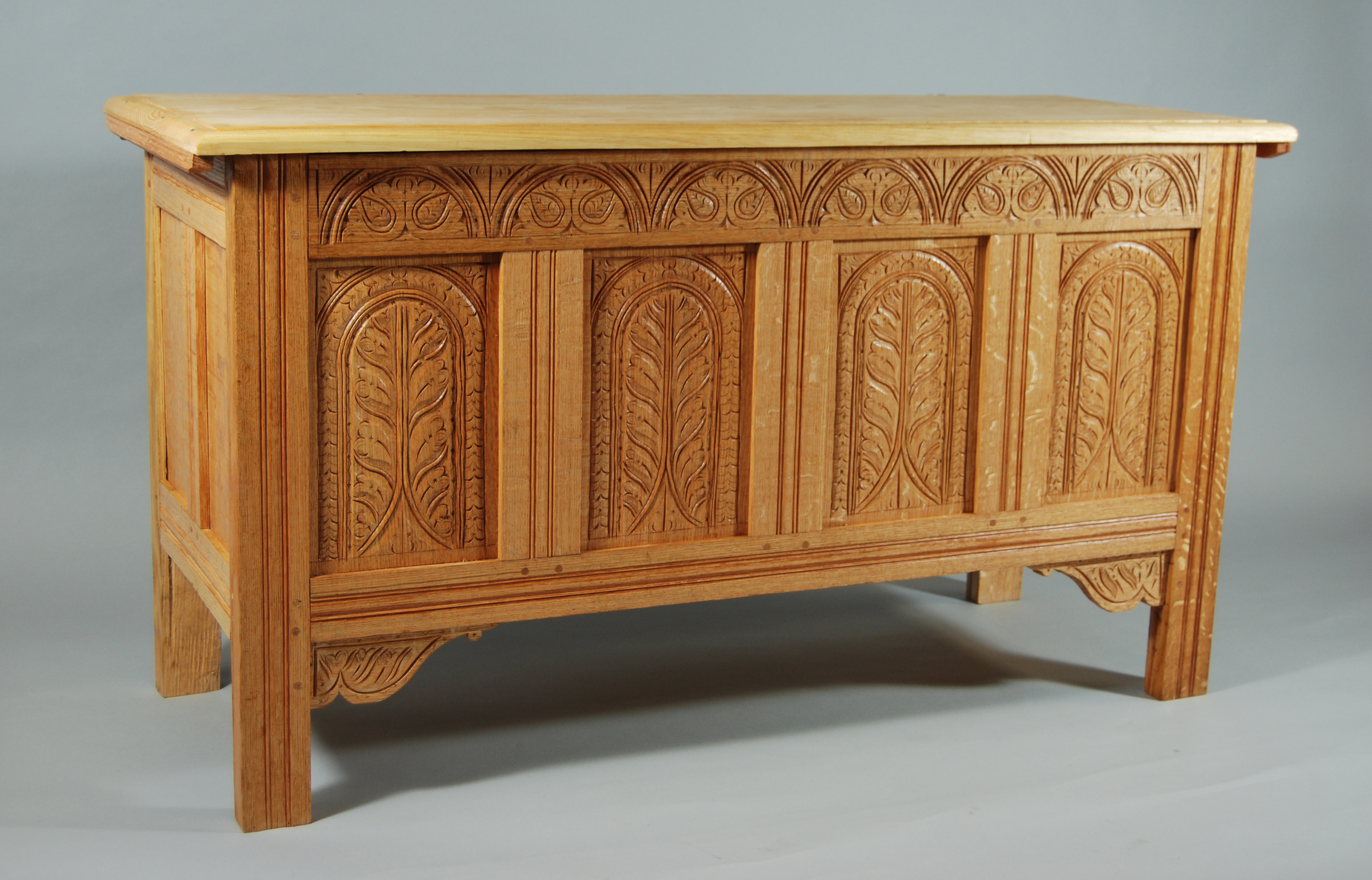 Wainscot Chests Peter Follansbee Joiner S Notes