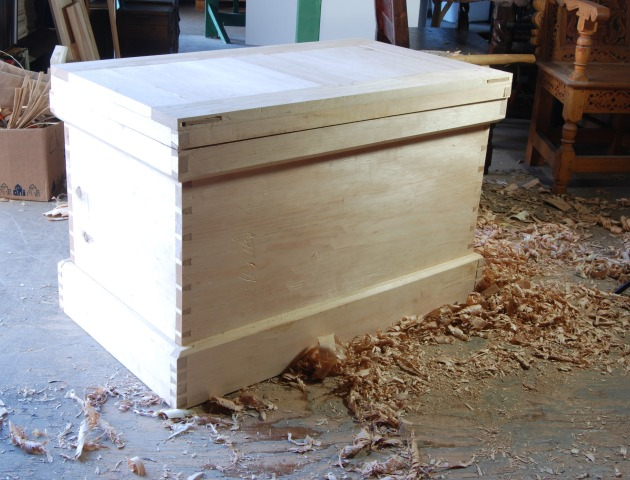 Build plans for wood tool chest diy making things from