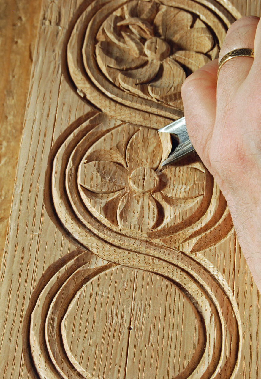 Some carving details peter follansbee joiner s notes