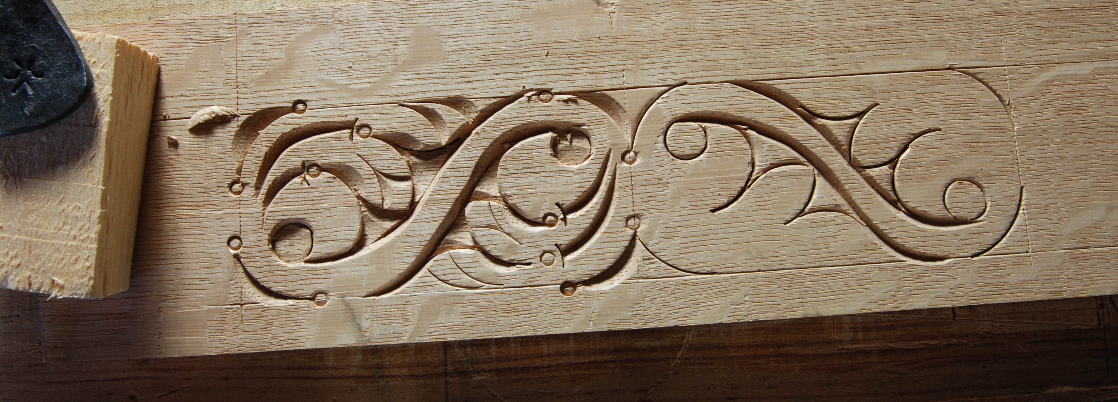 Simple wood carving patterns woodideas