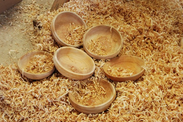 wood for turning bowls
