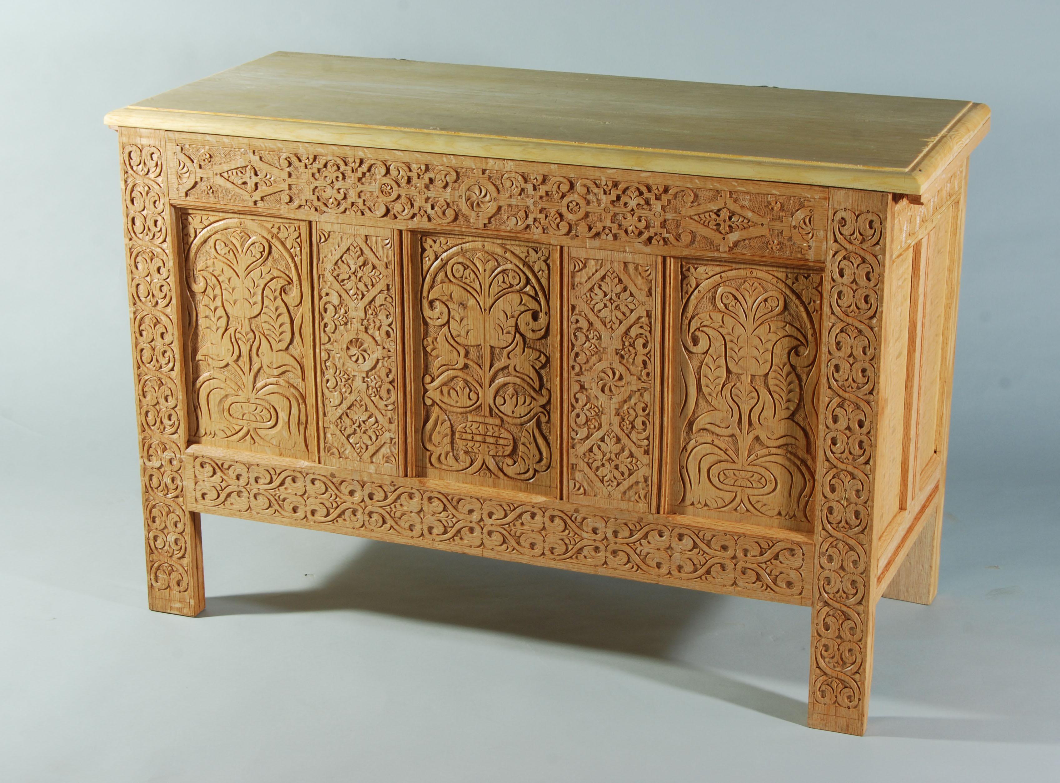 Tools For Making Log Furniture #24: Log Woodworking Tools