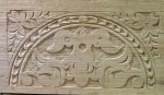 oak carving box side Sept