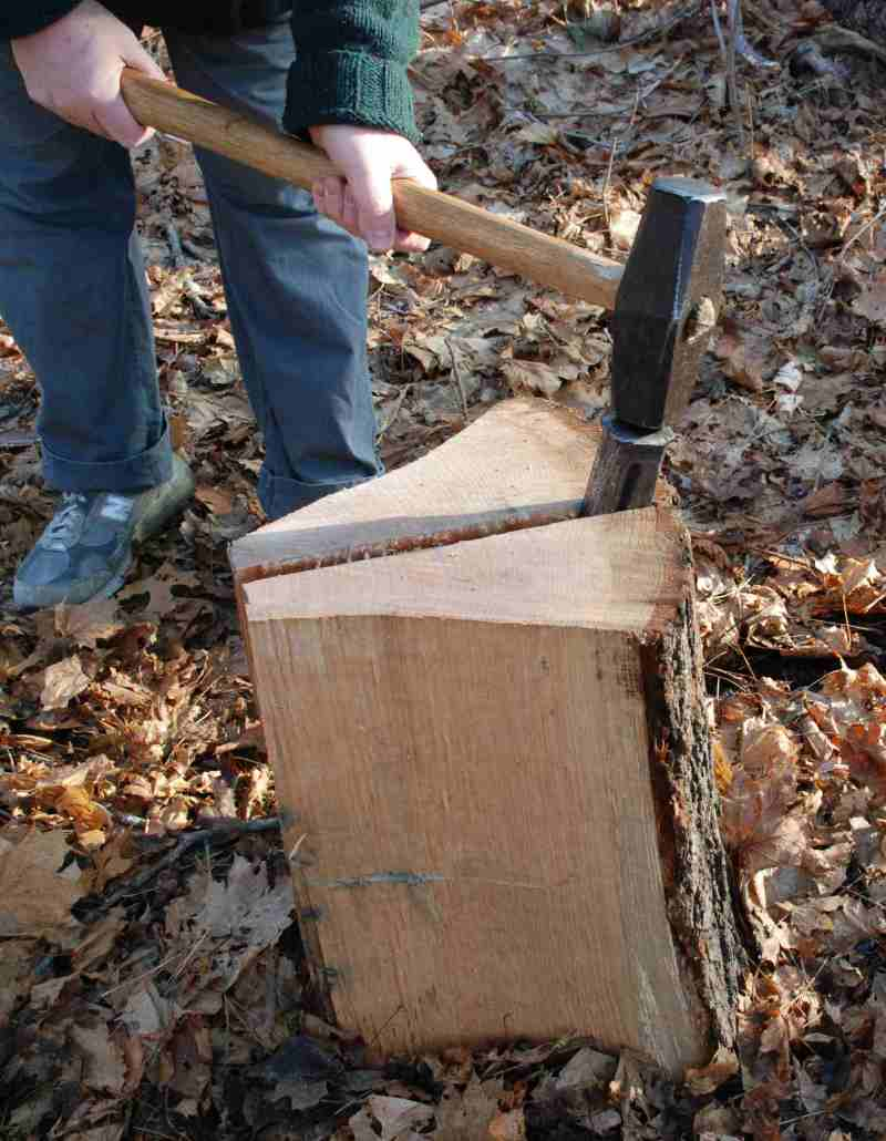 log woodworking