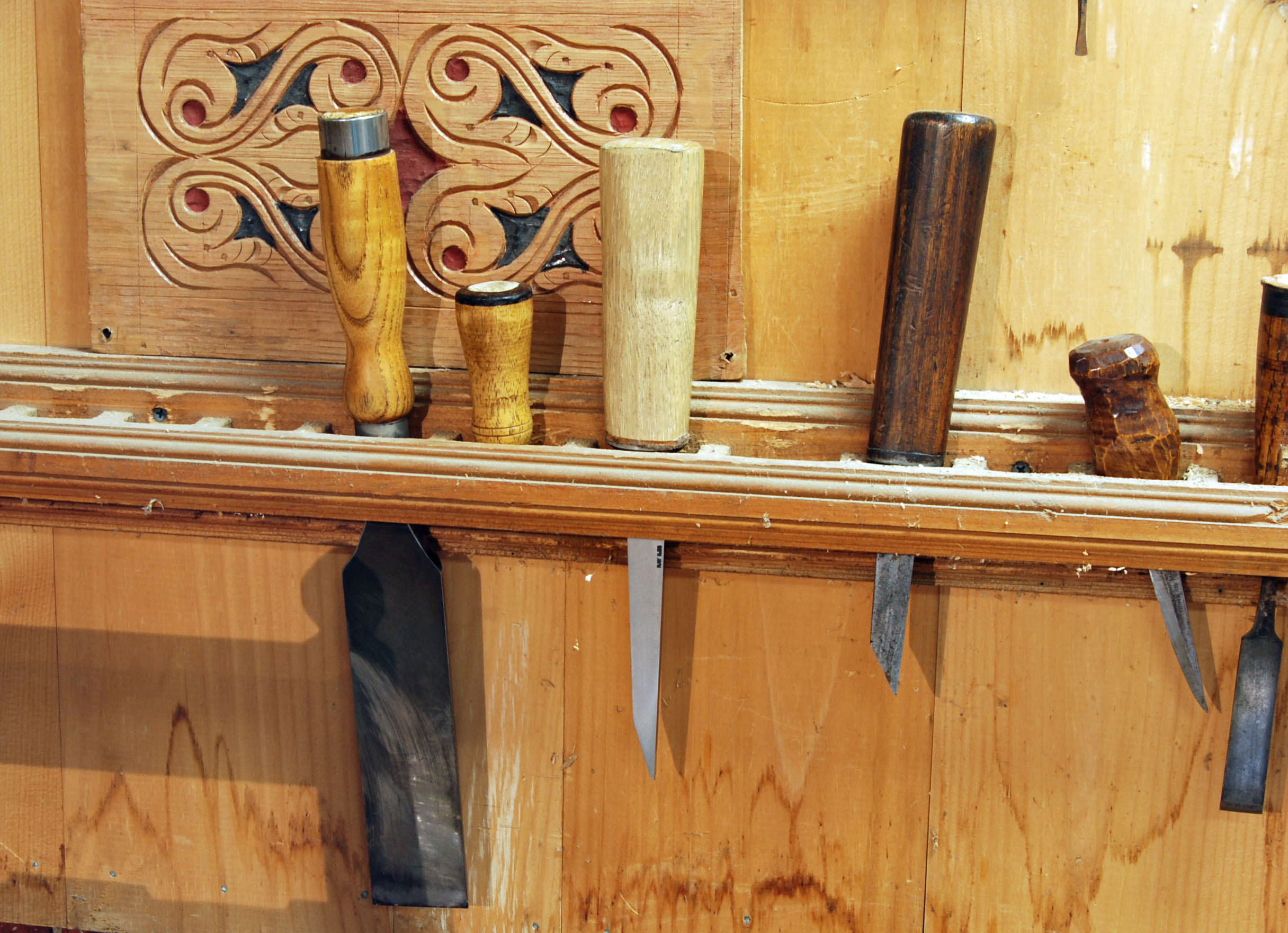 Traditional Carpenters Tool Box Plans