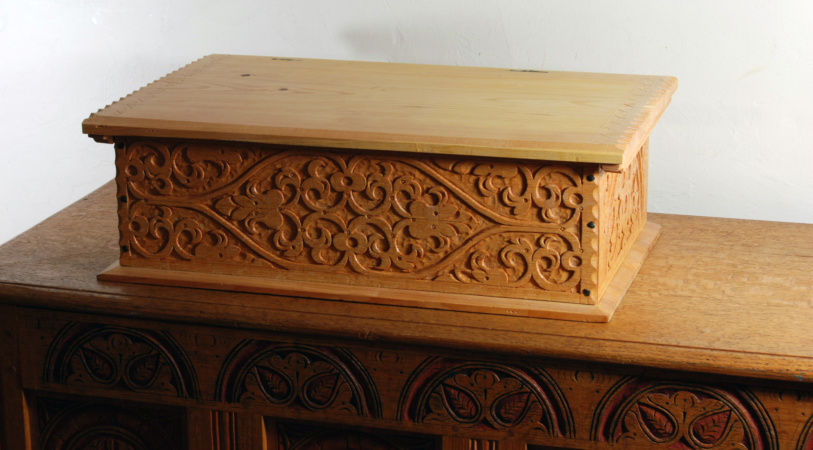 Diy carved wood boxes wooden pdf bench how to