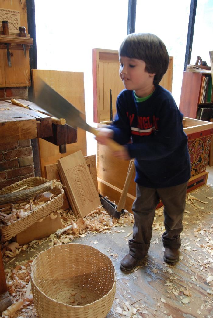 DRF sawing 2