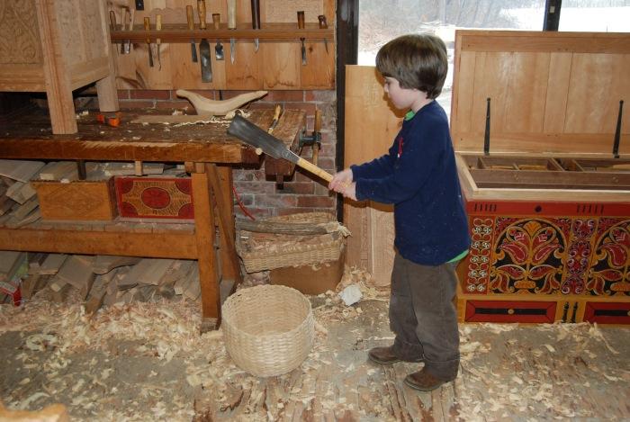 DF sawing w pleasure