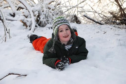 DRF w snow