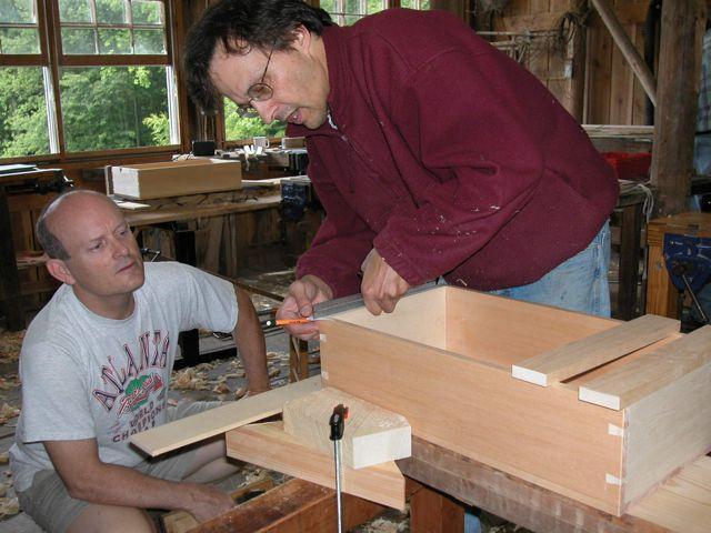 Japnese woodworking