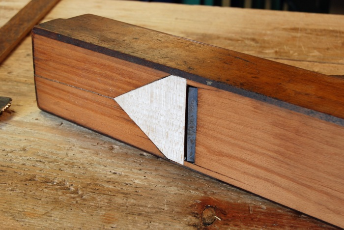 jointer patched mouth