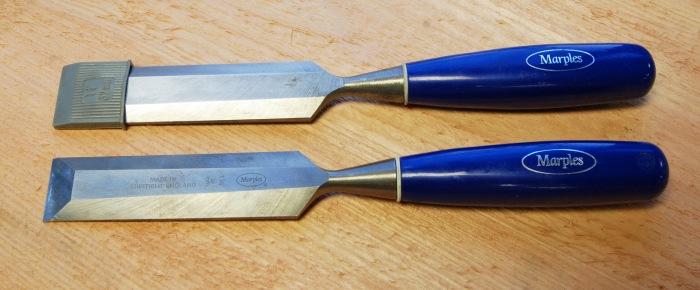 marples blue handles