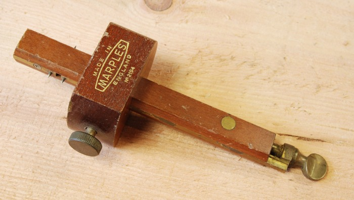 marples mortise gauge