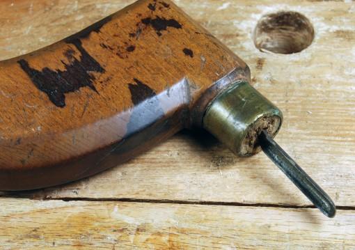 wooden brace 1 bit