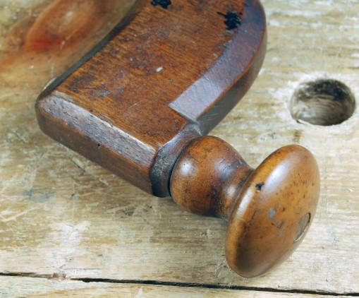 wooden brace 1 head