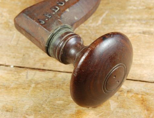 wooden brace 2 head