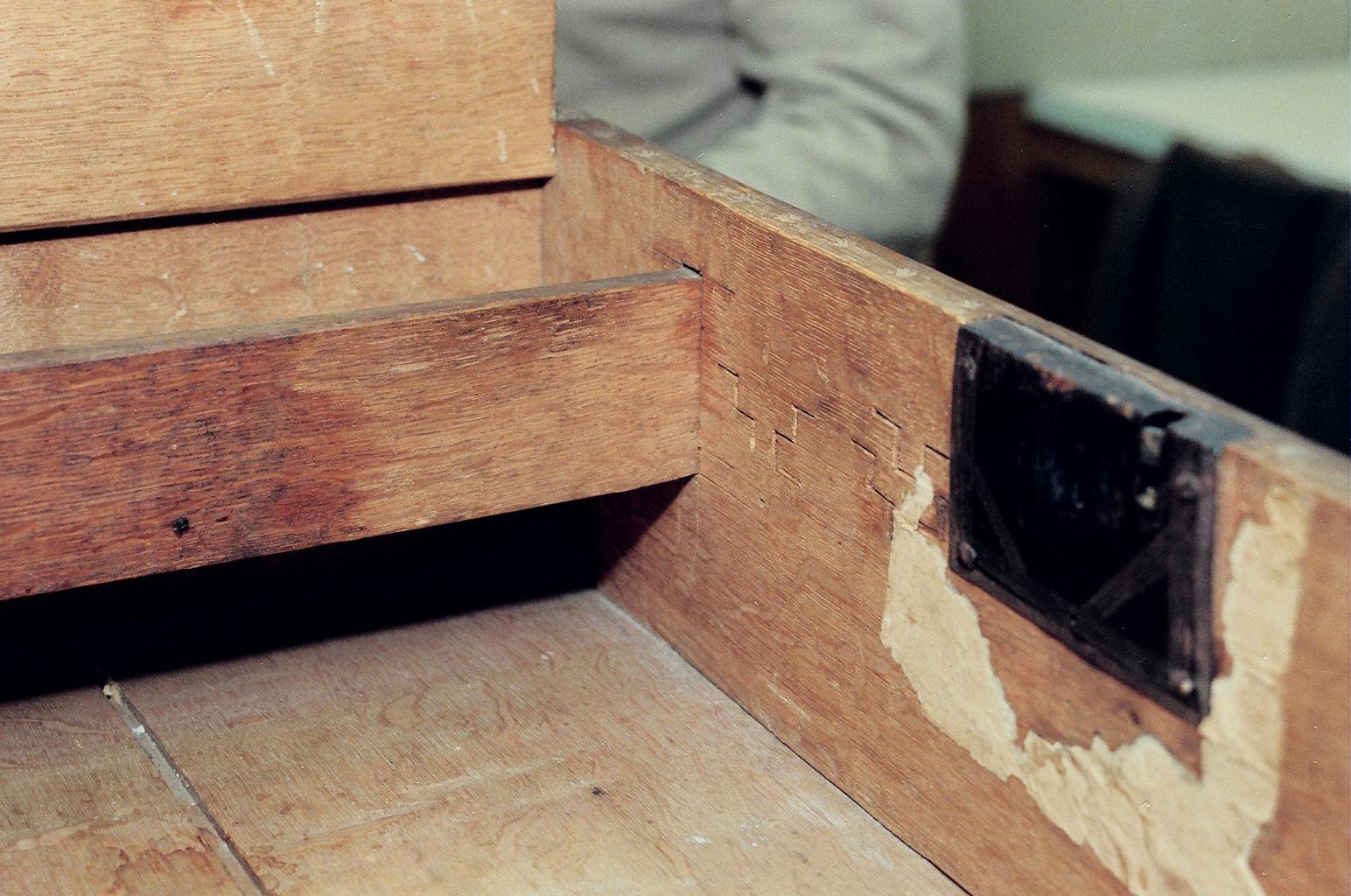 dennis deed box
