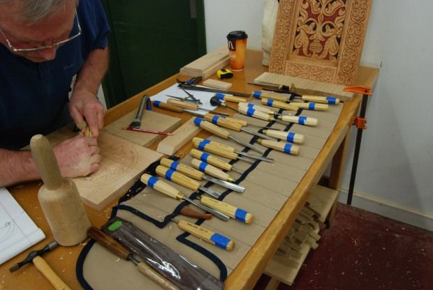 wood carving classes