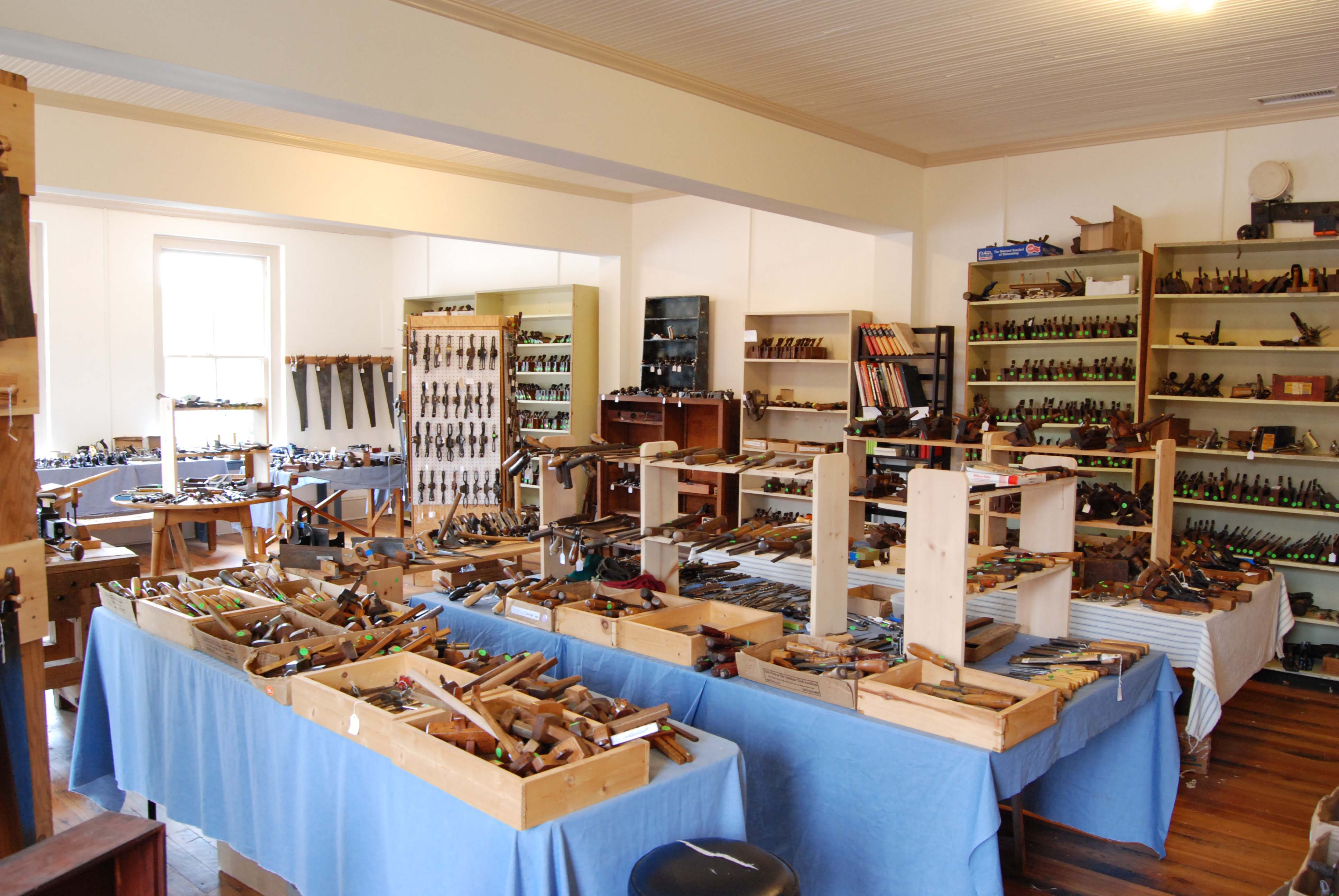 Used woodworking tools maine