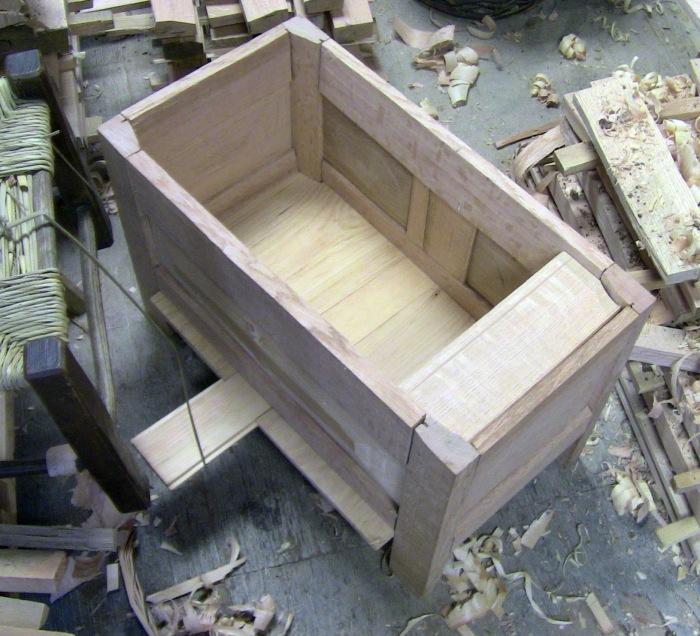 chest floor