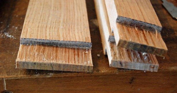 wood tenon