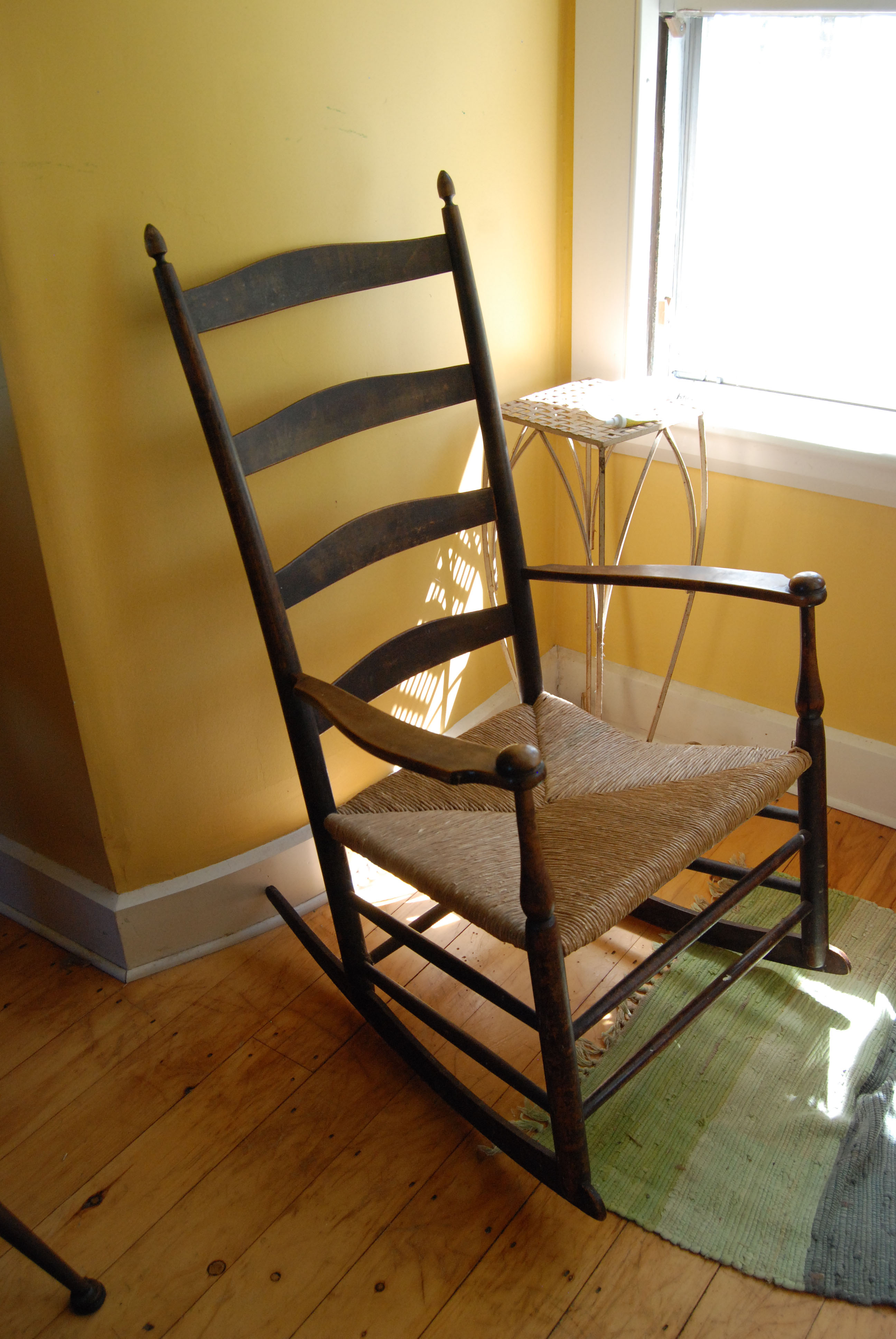 How To Make A Shaker Chair