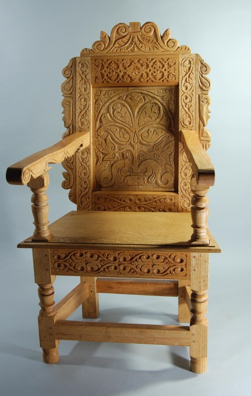 TD chair overall